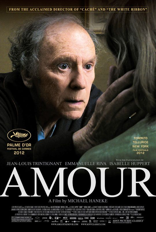 Amour Movie Trailers Itunes French Movies 2012 Movie Isabelle Huppert
