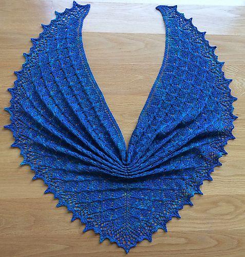 Lace Shawl And Wrap Knitting Patterns Ravelry Shawl And Patterns