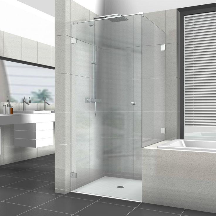 Badewannenlösung MO615 Wohnung badezimmer, Dusche