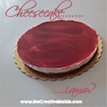 ricetta dolci facili cheese cake fragole ME creativeinside