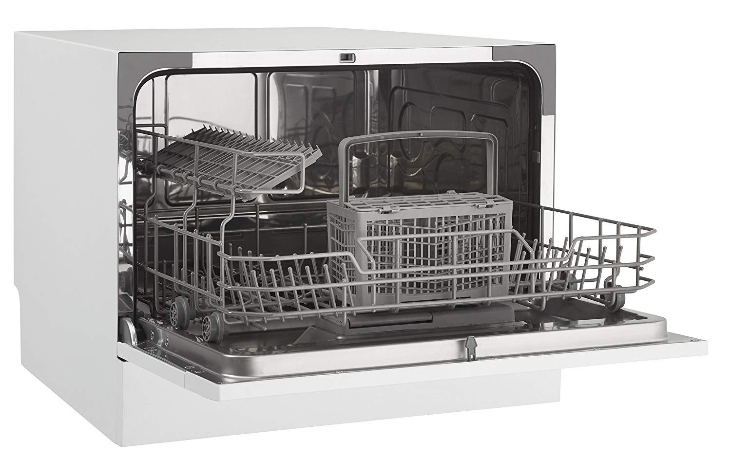 Danby Ddw496w Countertop Dishwasher This Is An Amazon Affiliate Link For More Information Visit Image Link Countertop Dishwasher Cool Kitchens Dishwasher