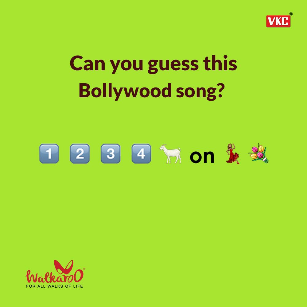 Identify The Connecting Emojis And Guess The Popular Song Walkaroo Forallwalksoflife Bollywood Songs Songs Fun Games Bollywood songs, also known as hindi songs, are generally featured in bollywood films. identify the connecting emojis and