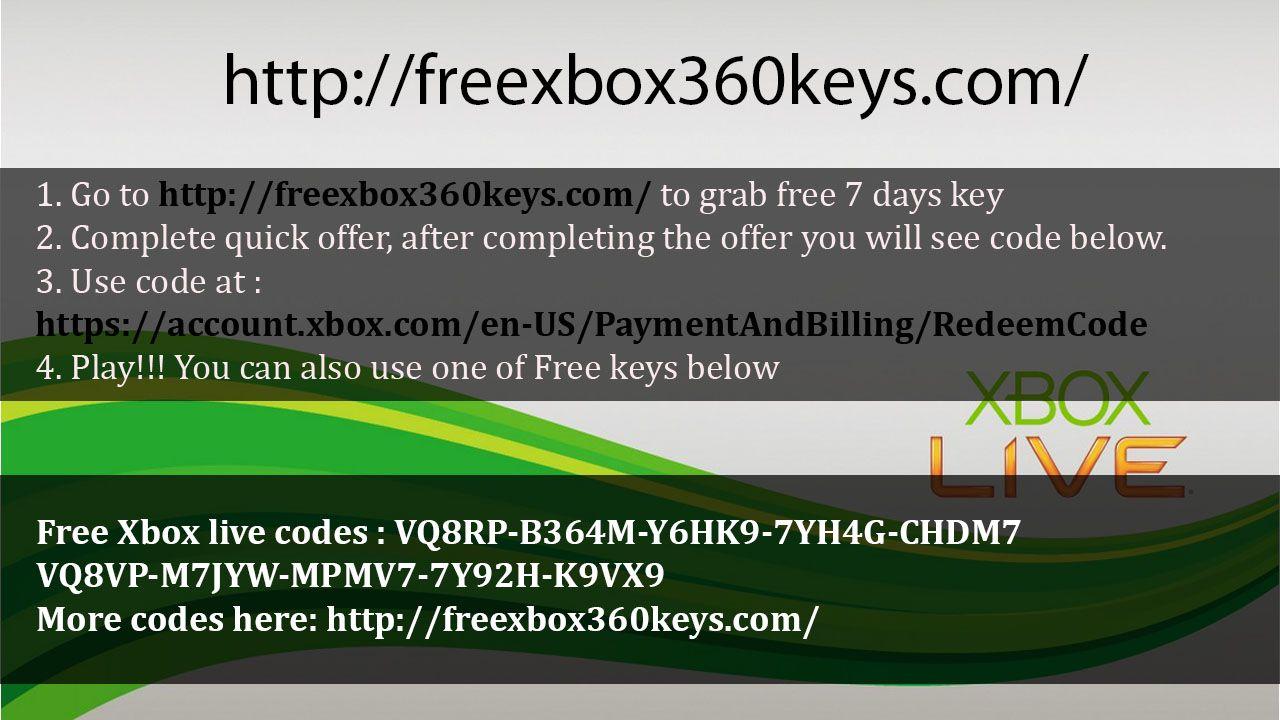 Grab Free Xbox Gift Cards Codes - BerkshireRegion