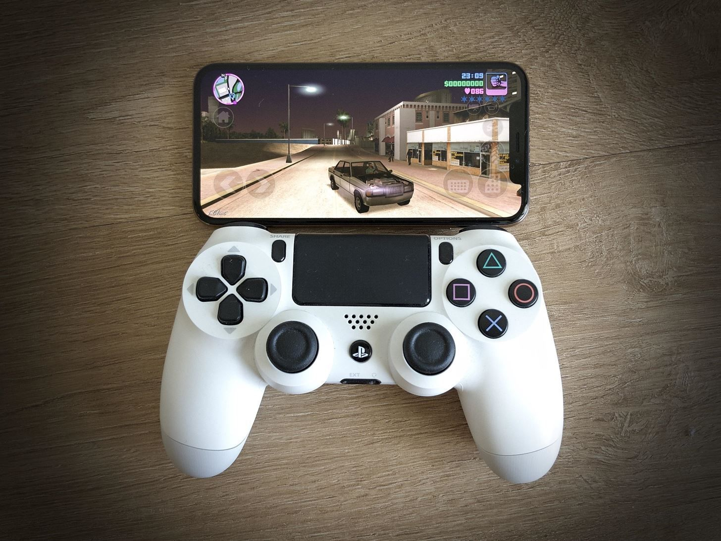 How to connect your ps4 controller to your iphone for