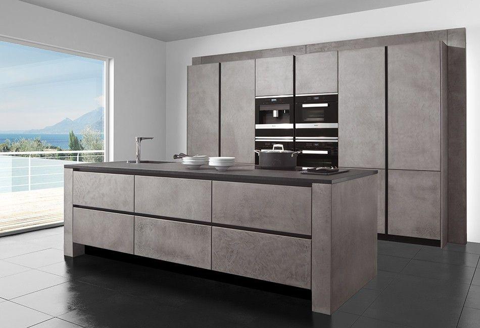 Küchentrend Beton von Zeyko Innenarchitektur Pinterest