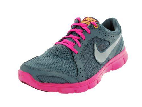 a39bcdb2bcf5 Nike Women s Flex Experience RN 2 Armry Slt Mtllc Slvr Rspbrry R Running  Shoe 10 Women US Wmns Nike Flex Ex RN 2  599548-402.  Nike  Shoes