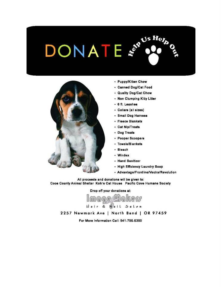 Help Coos County Animal Shelter In Coos Bay Oregon Canned Cat Food Animal Shelter Small Dogs