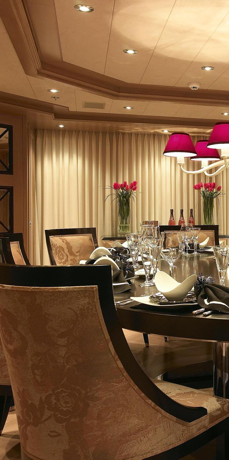 Recent Media And Comments In Dining Room Modern Furniture Home Designs Decoration Ideas Luxury Dining Room Luxury Dining Elegant Dining Room