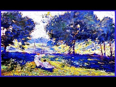 Impressionism easy painting technique landscape oil for Easy oil painting tutorial