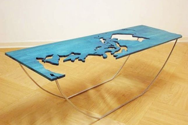 40 Quirky Coffee Tables Via Brit Co