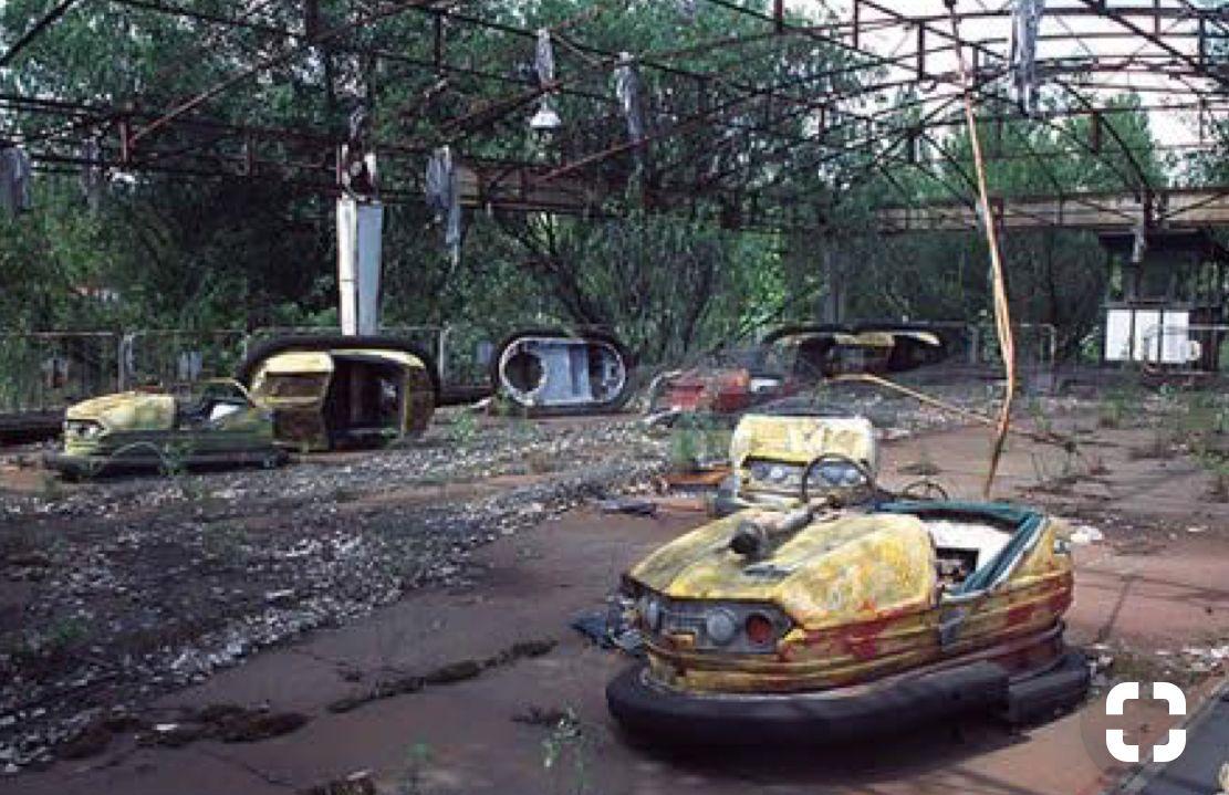 Pin by Christine Xanadu on Spooky Chernobyl, Abandoned