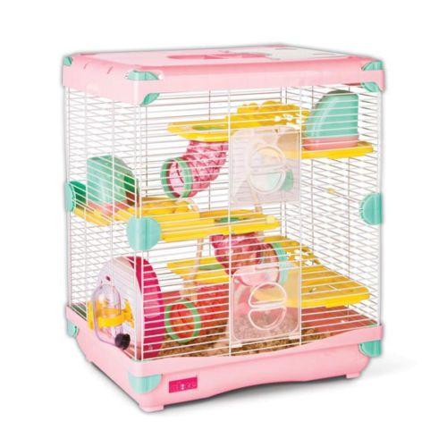 Combo Alice Hamster Cage Fun Platform Dwarf Hamster Cages Hamster Cage Dwarf Hamster