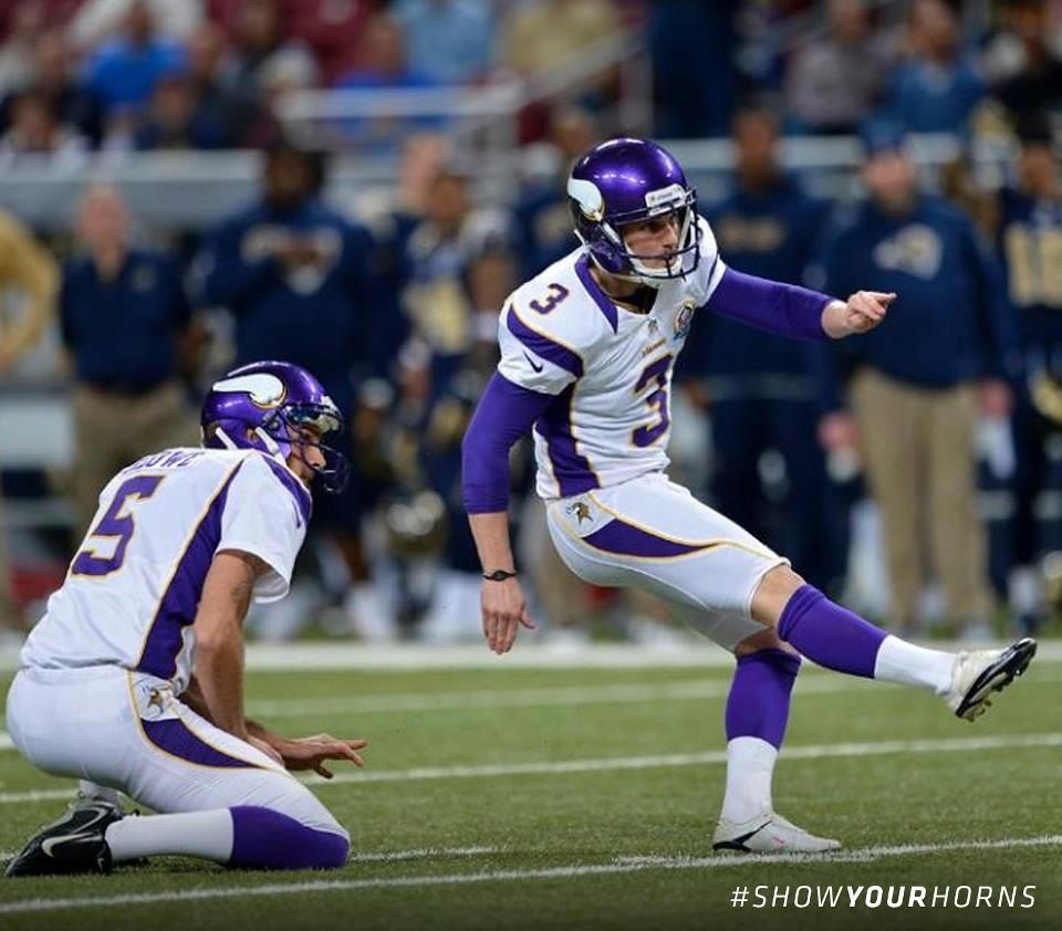 Blair walsh setting nfl record for most 50 yd field