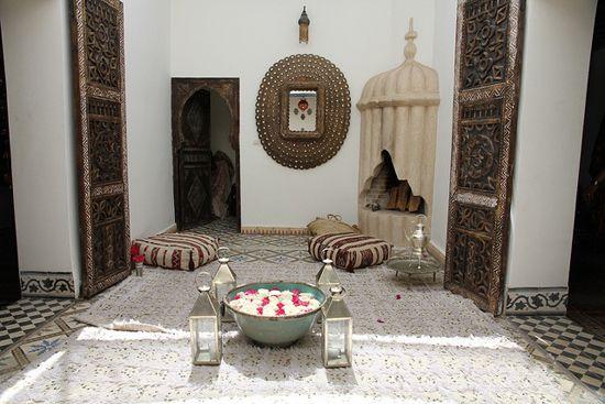 Marokkaanse woonkamer   Wooninspiratie   Wooninspiratie   Pinterest ...