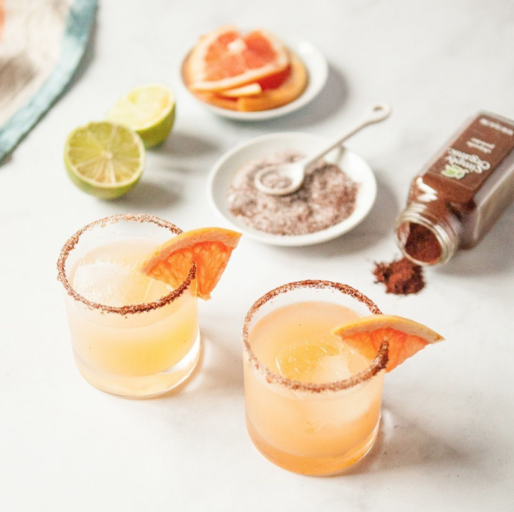 4 Best Healthy And Easy Summer Grapefruit Soda Cocktail