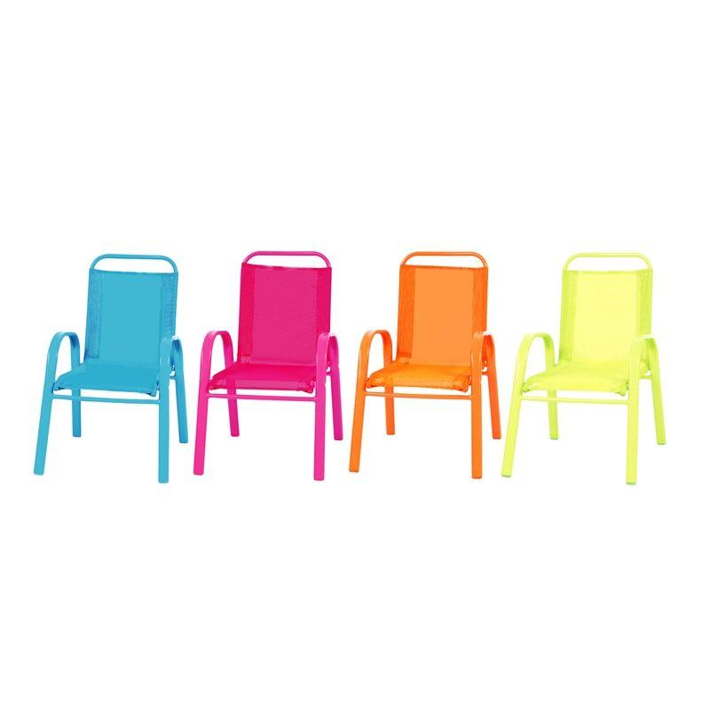 Plastic Chairs Bunnings Babies R Us High Sommersault Assorted Kids Sling Chair Saarinen I N 3190690 Warehouse 15 98
