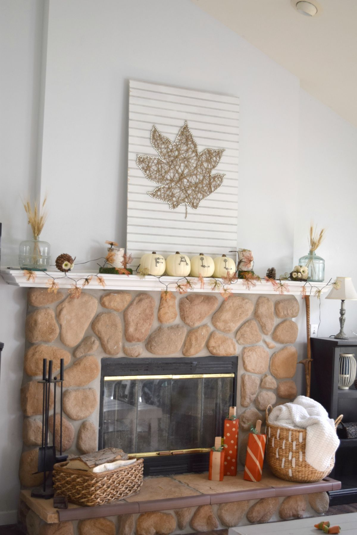 Trend Spotting Rocks for the Homeus Interior Mantels decor