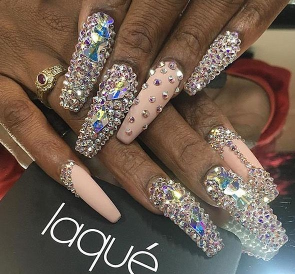 Pin by C.Nicole Junious-Williams on Love Those Nails | Pinterest ...