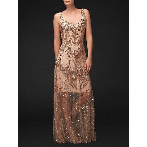 Cinderella Beaded Dress