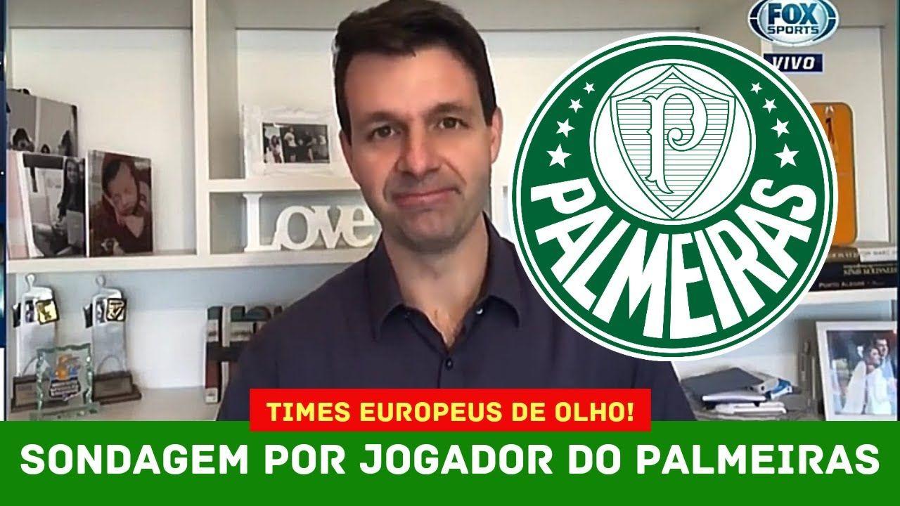 Sondagem Por Jogador Do Palmeiras Noticias Do Palmeiras