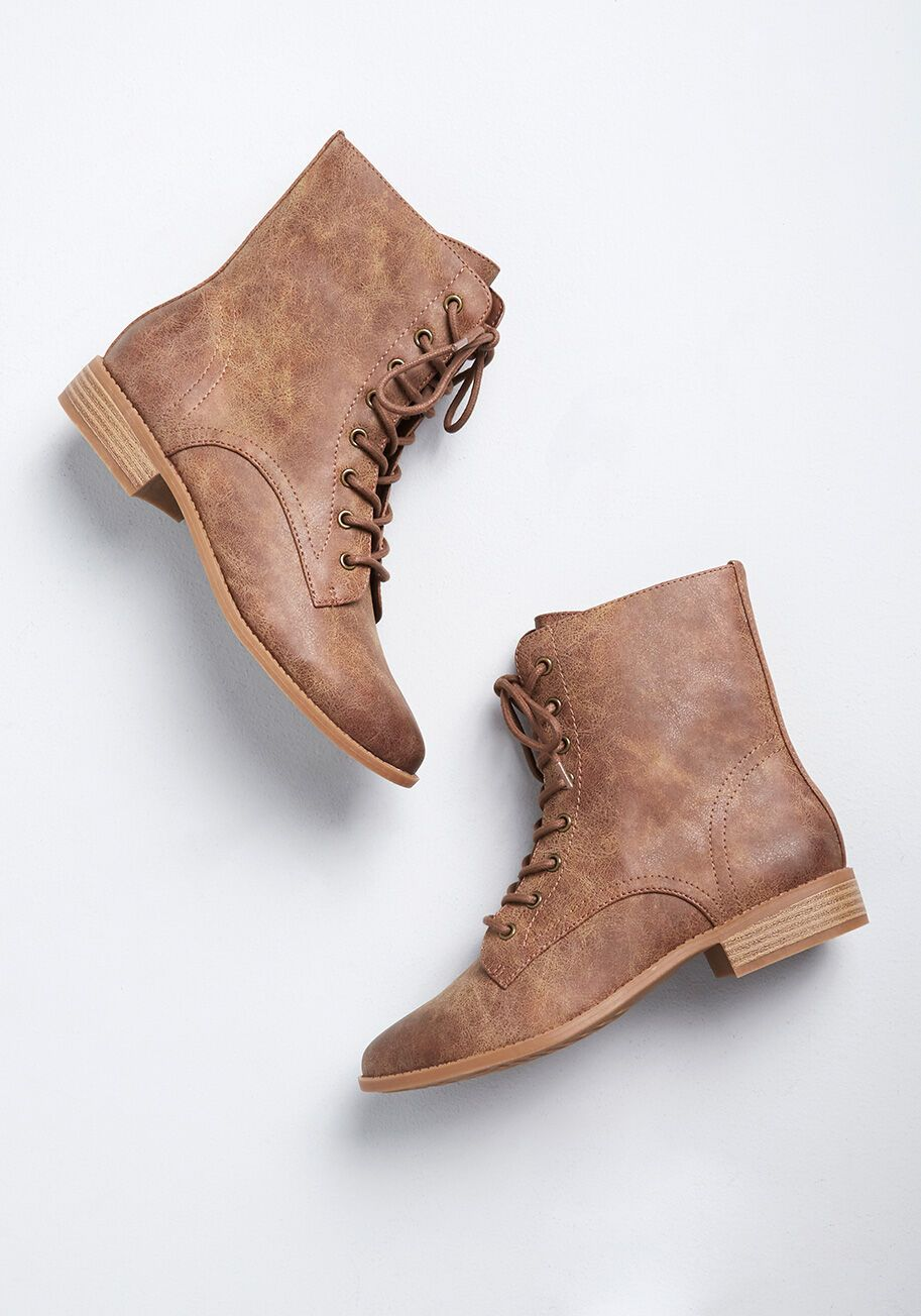 Lace up ankle boots, Ankle boot