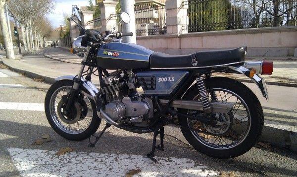 1978 Benelli 500LS