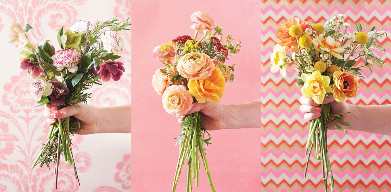 Customize Your Mothers Day Bouquet 3 Different Bouquets For Three