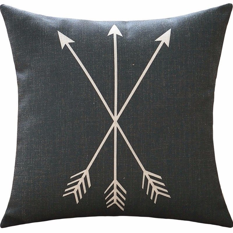 Poduszki Dekoracyjne Allegro Loftowe Strzaly Czarne Cushions On Sofa Throw Pillows Car Decor