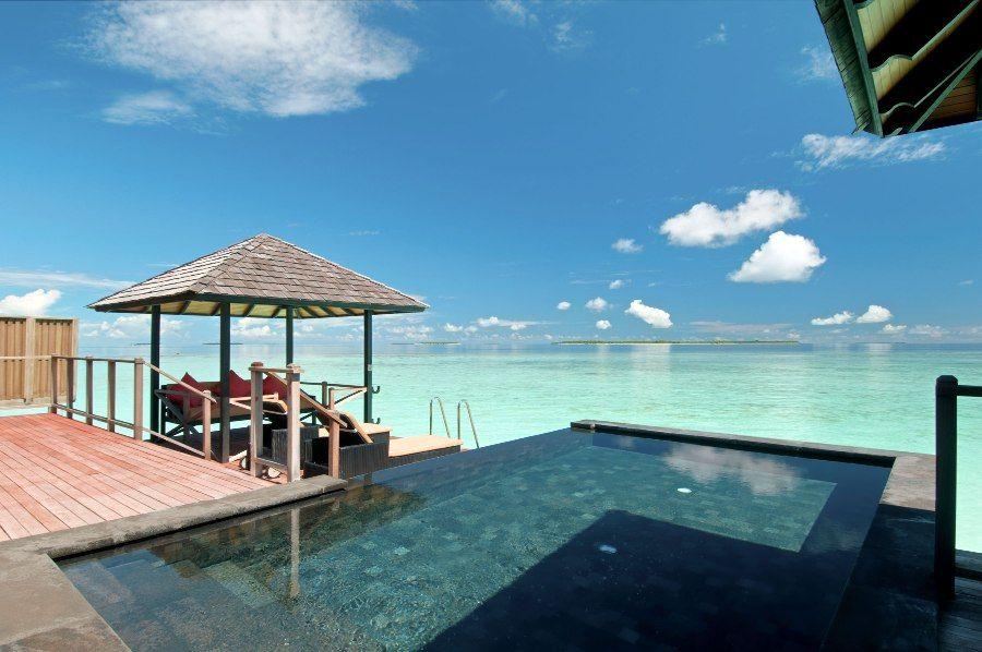 Hilton Hotel, Maldives