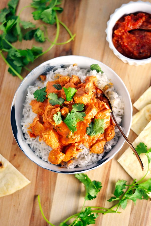 Indian Butter Chicken Recipe Ambs Loves Food Butter
