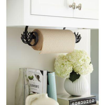 Ballard Mount Paper Towel Holder HOUSE