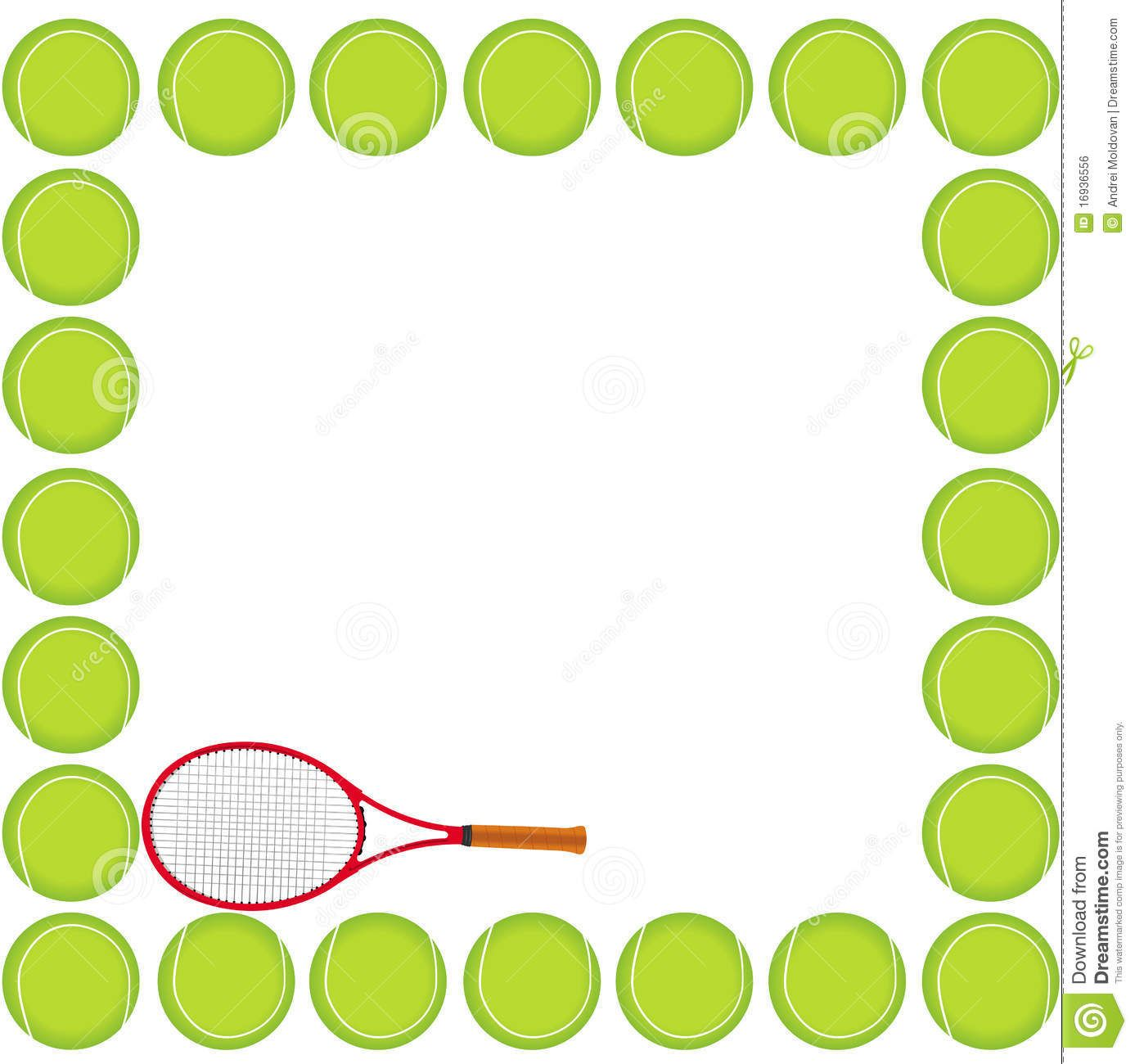 Tennis Border Free Clip Art Google Search Free Clip Art Clip Art Clip Art Borders