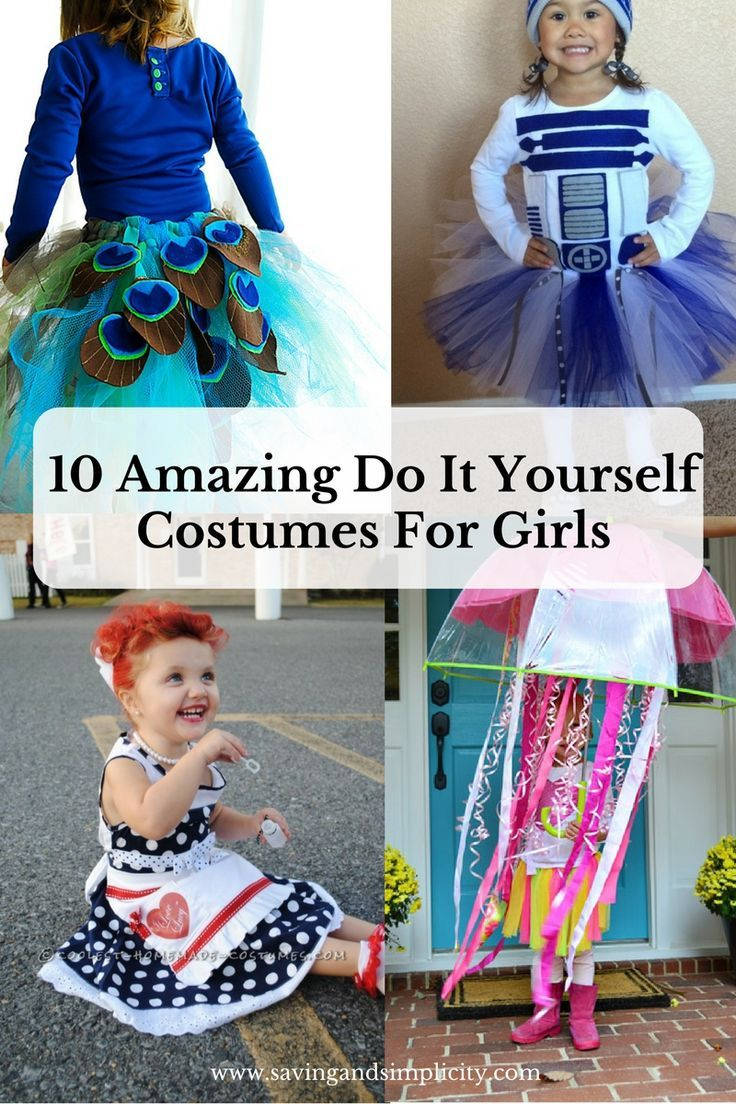 10 amazing do it yourself costumes for girls costumes creative halloween is such a creative imaginative time checkout these 10 amazing do it yourself costumes solutioingenieria Choice Image