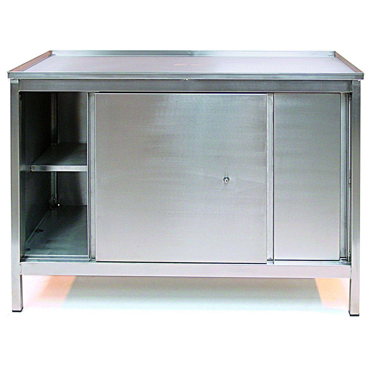 kitchen | New house ideas | Pinterest | Steel cupboard, Workshop ...