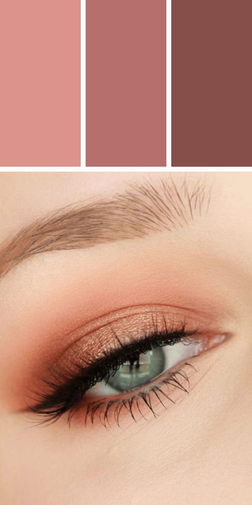 Photo of 3 Trending Rose Gold Eyeshadow Looks And Tutorial Of 2019