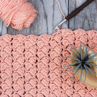 Video Tutorial: How to Crochet the Side Saddle Stitch