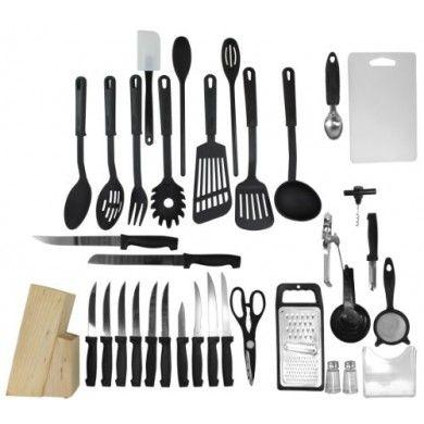 Chefmate 51pc Kitchen Gadget Set