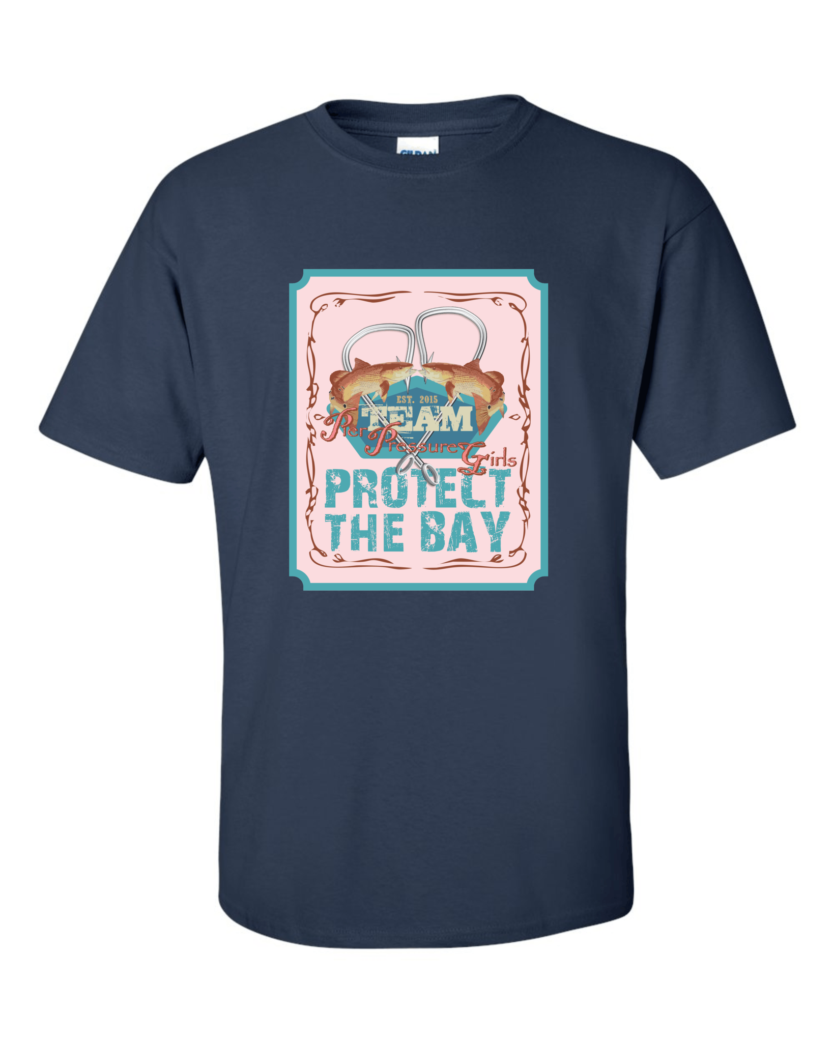 PROTECT THE BAY - Adult Short Sleeve Unisex T-shirt