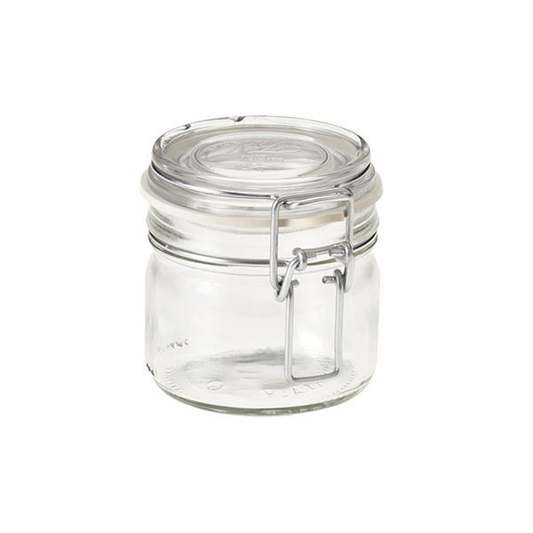Hermetic Glass Storage Jars Storage jars Glass storage jars and