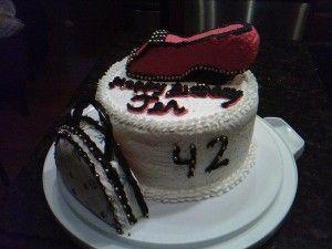 Fine Birthday Cake 42 With Images Cake Happy Birthday Cakes Funny Birthday Cards Online Fluifree Goldxyz