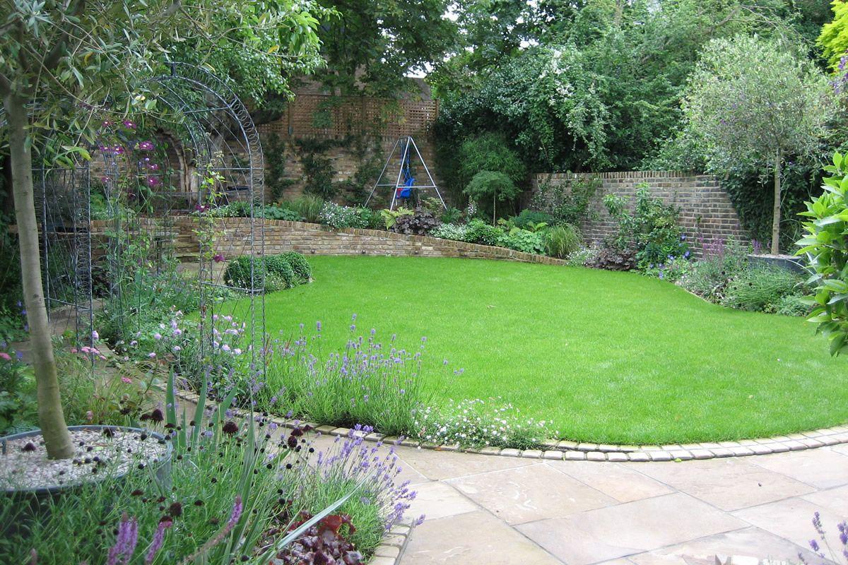 Small Garden Design Ideas On A Budget | Back Yard | Pinterest | Small  Gardens, Gardens And Garden Ideas
