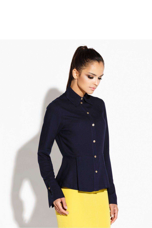 fd41b6c8a29 Long sleeve shirt model 68164 Dursi. Viscosa 100 % Size Chest L 95 cm M 91  cm S 87 cm XL 99 cm XS 83 cm