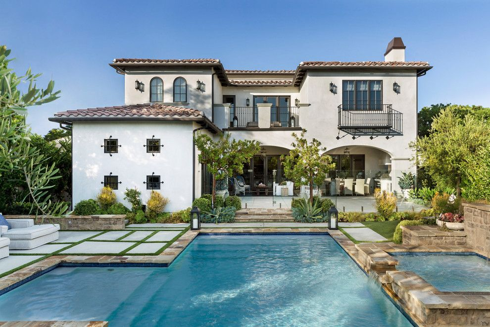17 Mind Blowing Mediterranean Home Exterior Designs You Will Drool Over Mediterranean Homes Exterior House Designs Exterior Mediterranean Homes