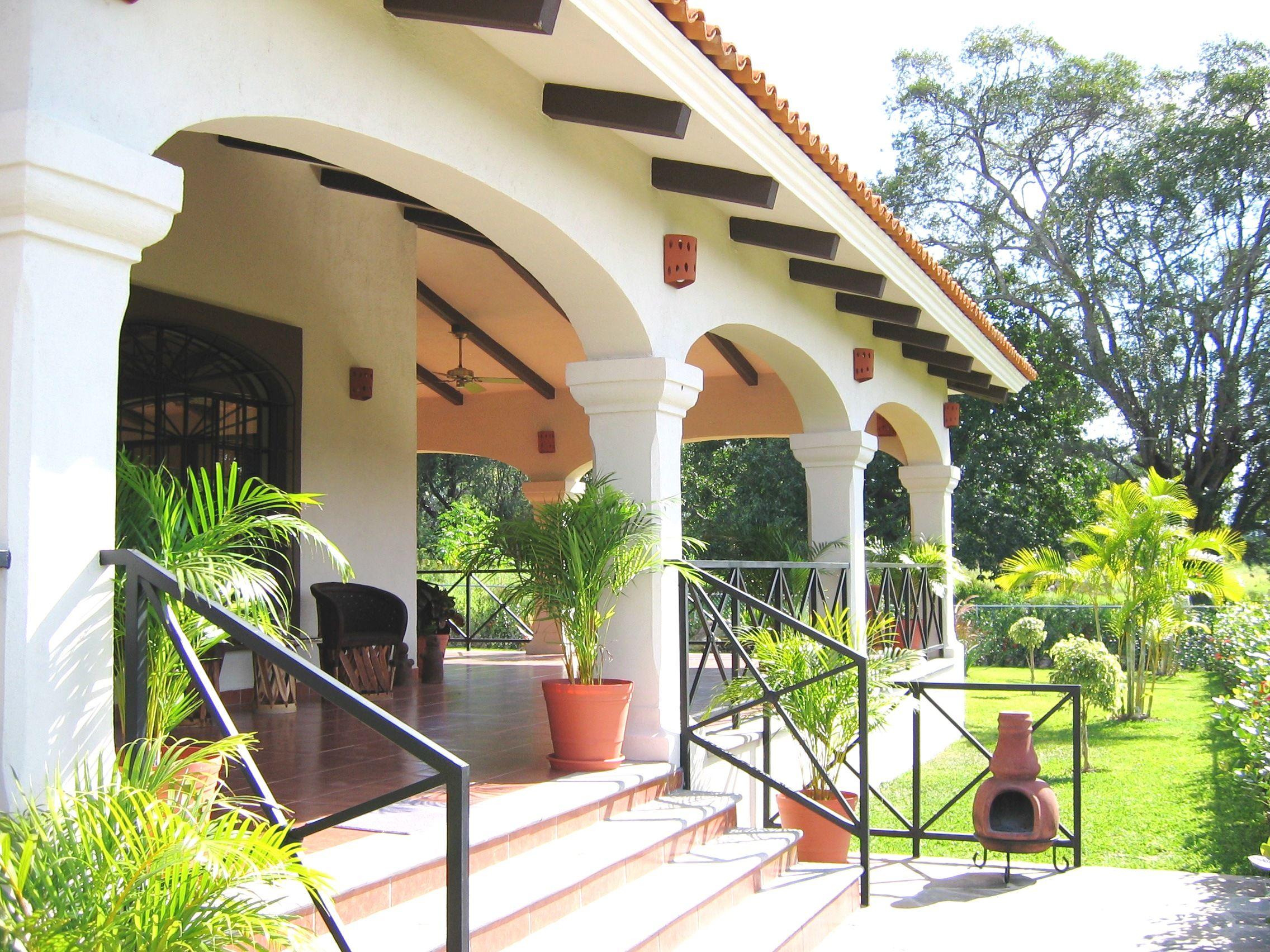 Casa tipo hacienda en fracc campestre comala en colima - Casas tipo colonial ...