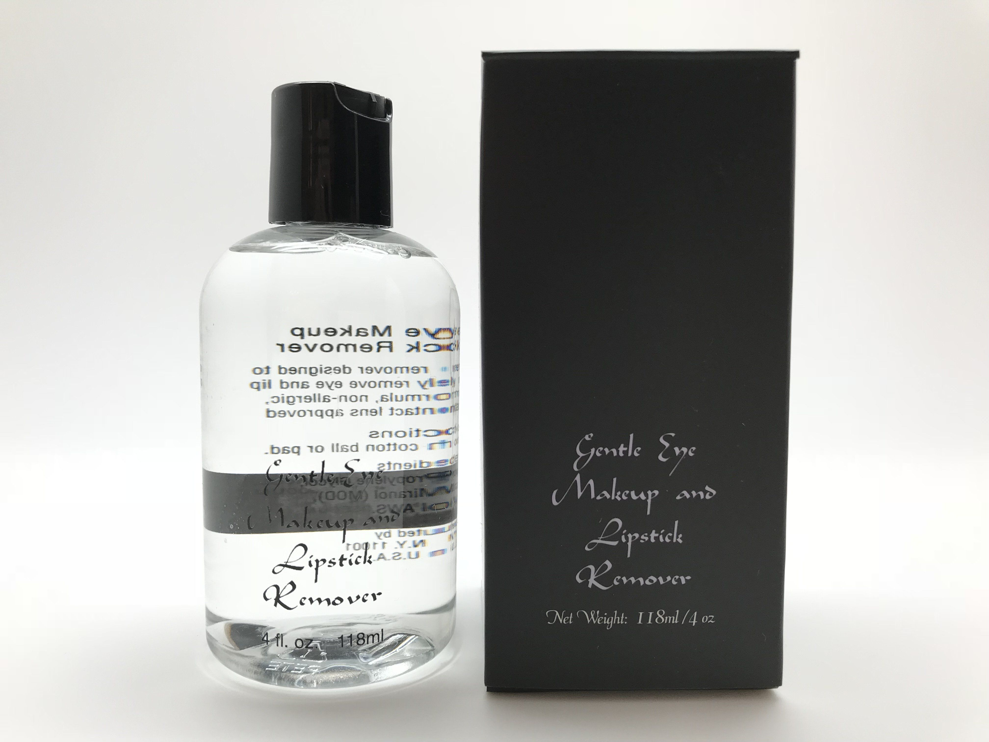 Oil Free Eye Make Up Remover for Eyelash Extensions