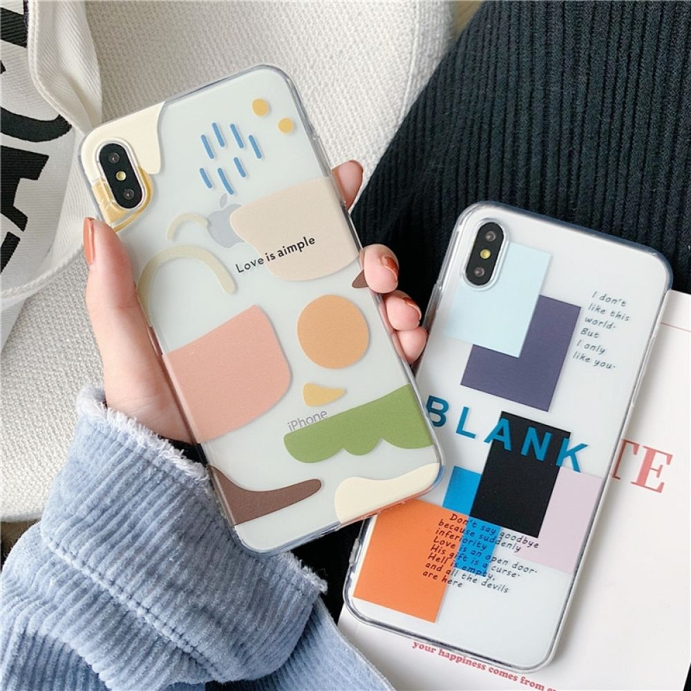 Fashion hit color phone cases for iphone iphone cases