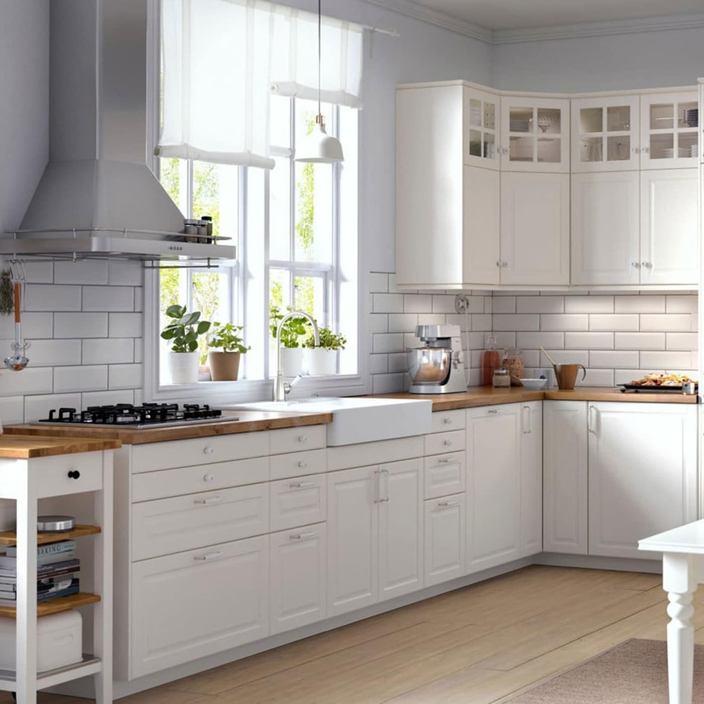 43 Extremely Creative Small Kitchen Design Ideas: Ikea Kitchen Design, Kitchen
