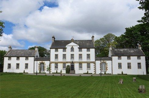 Embo House In Sutherland With Images English Country House