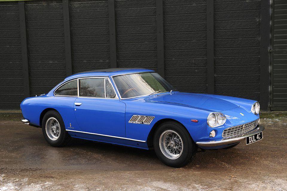 Ferrari 330 GT 3 (1965) Pertrneció a John Lennon