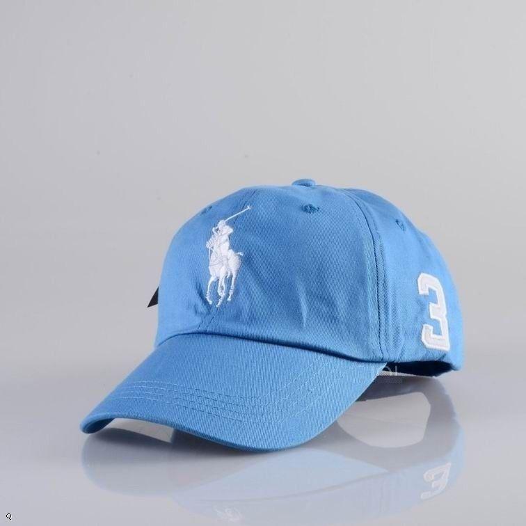 2e24d61e8f8 COM - Cheap Ralph Lauren Big Pony Hat In Blue White Sale Ralph Lauren Outlet